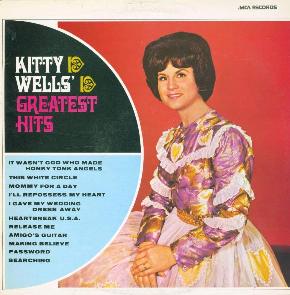 Kitty Wells Greatest Hits Album