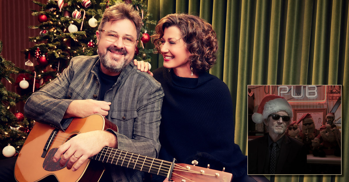 Amy Grant & Vince Gill Christmas at the Ryman