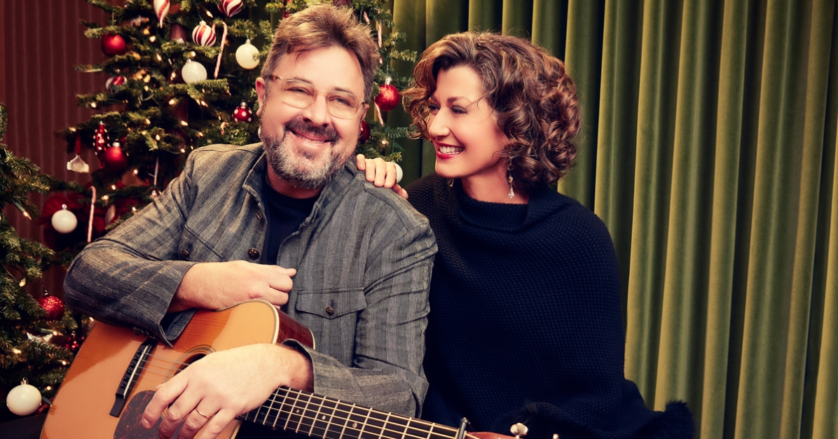 Christmas Events Tennessee 2021 Amy Grant Vince Gill Ryman Auditorium