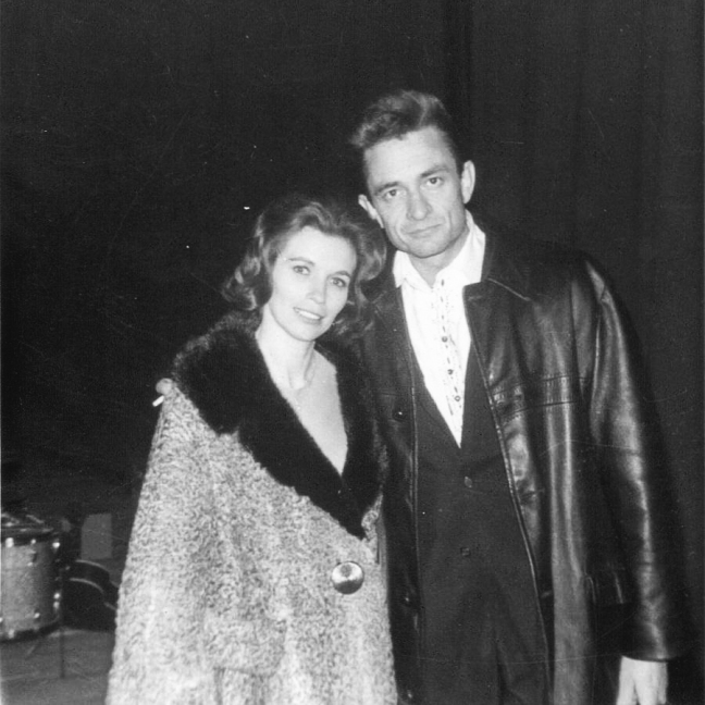 Johnny Cash June Carter Young